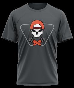 Camiseta Batallas Épicas de entresdosuno Gris