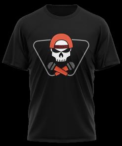 Camiseta Batallas Épicas de entresdosuno Negra
