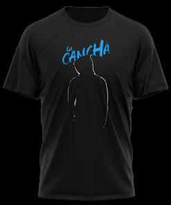 Camiseta Zonas de La Cancha de entresdosuno Negra