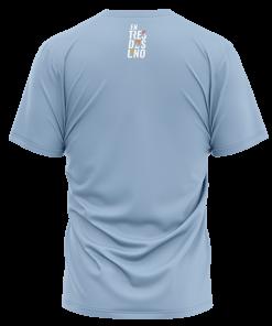 Camiseta La Cancha de entresdosuno Azul