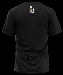 Camiseta La Cancha de entresdosuno Negra